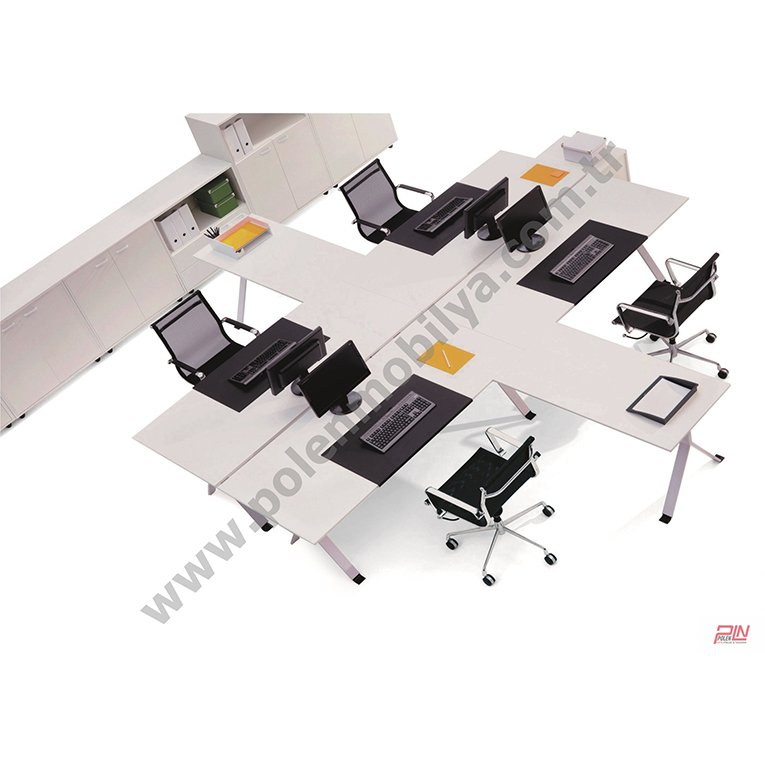 Grace Çoklu Çalışma Masası - PLN-3327