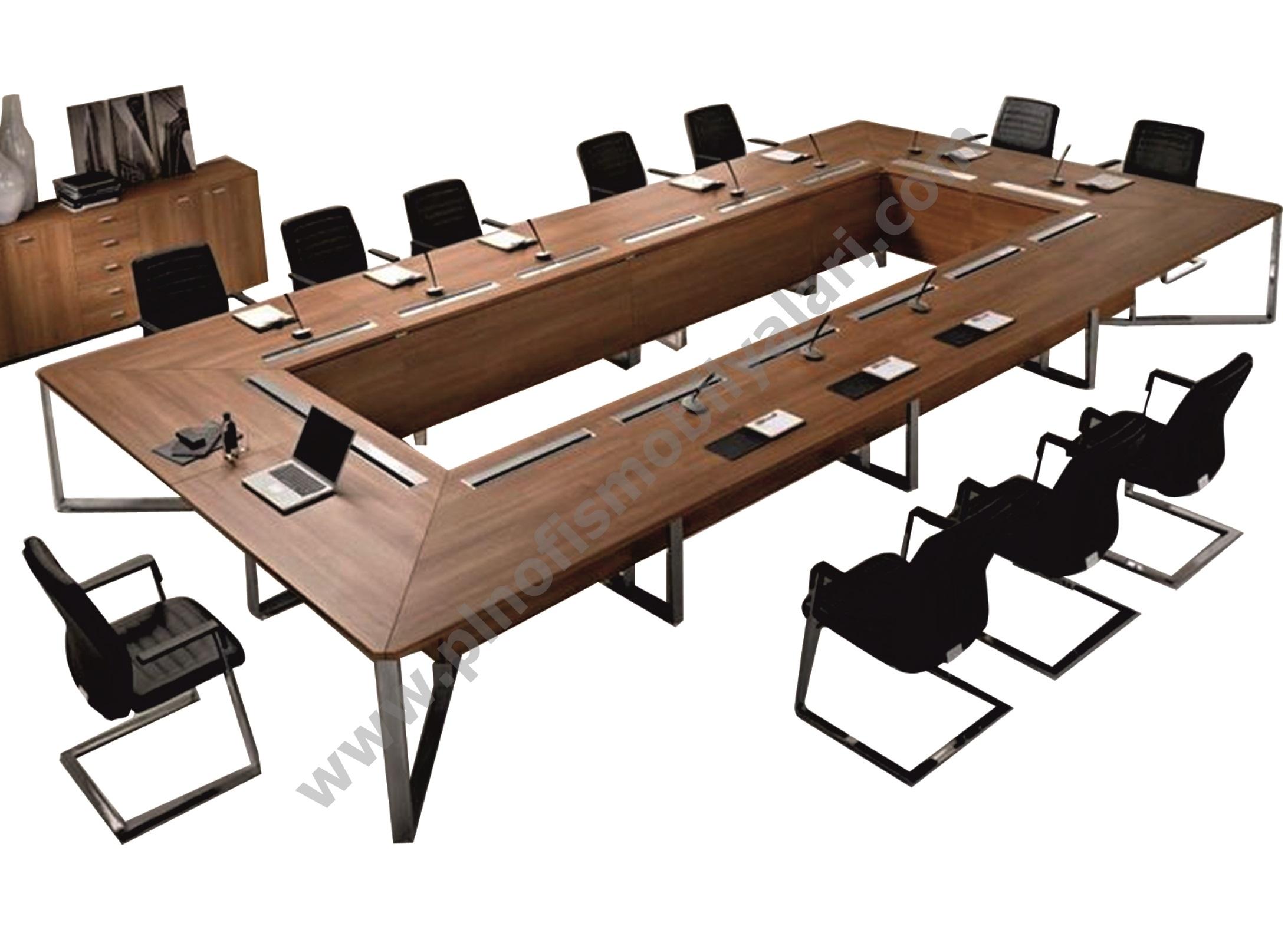 Selen Toplantı Masası - PLN-6306