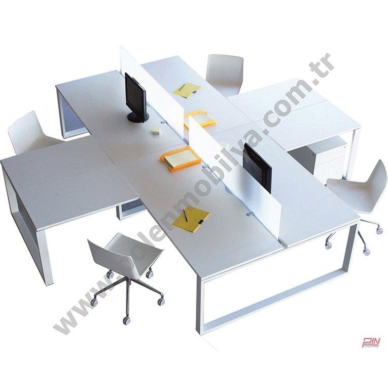 Mrt Çoklu Çalışma Masaları - PLN-3326