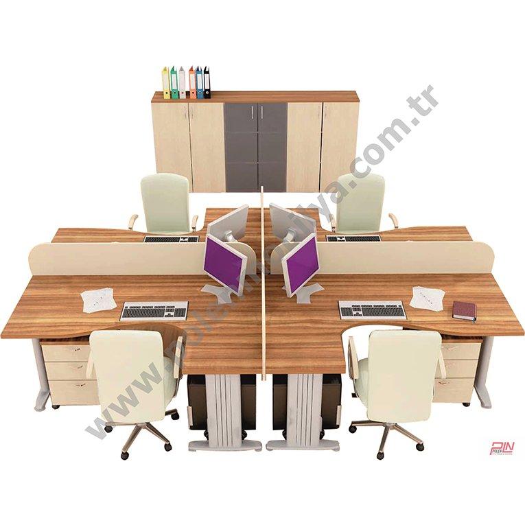 Comfort Çoklu Çalışma Masası - PLN-3333