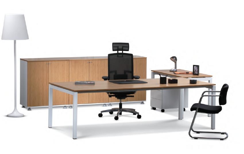 Elegant Yönetici Masası - PLN-5316
